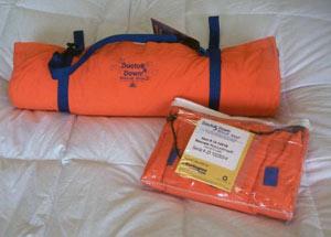 13-1001 Rescue Wrap® Junior Emergency Orange,